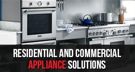 appliances repair services